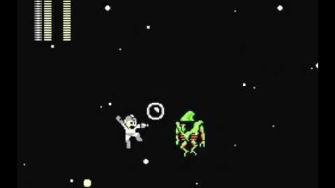 Mega Man 2 - Alien