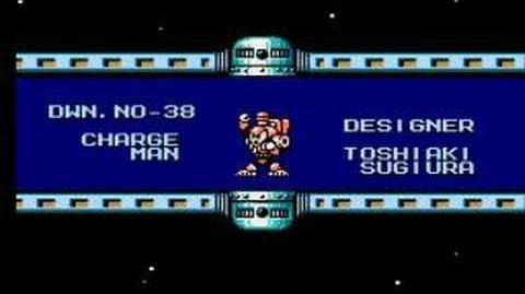 Mega Man 5 - Ending