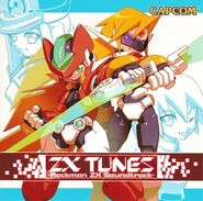 Ost sp zx zxtunes - Jacket Makoto Yabe2