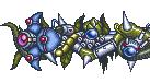X4 Togerics Blue Vine