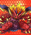 Rockman Xover Battle Memory 6105