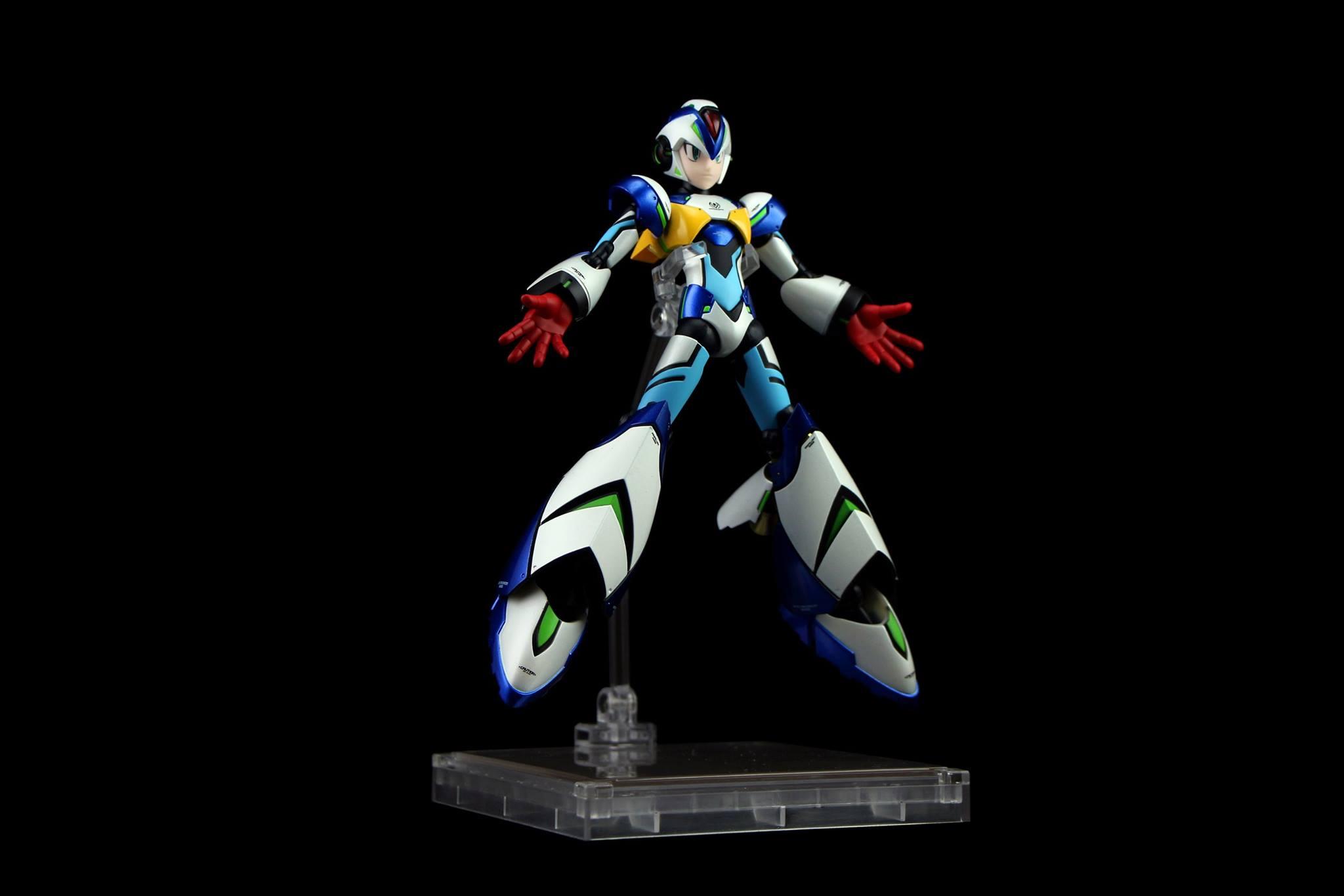 TruForce Collectibles Designer Series Megaman X Action Figure