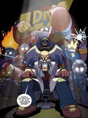 DRN1 Comic
