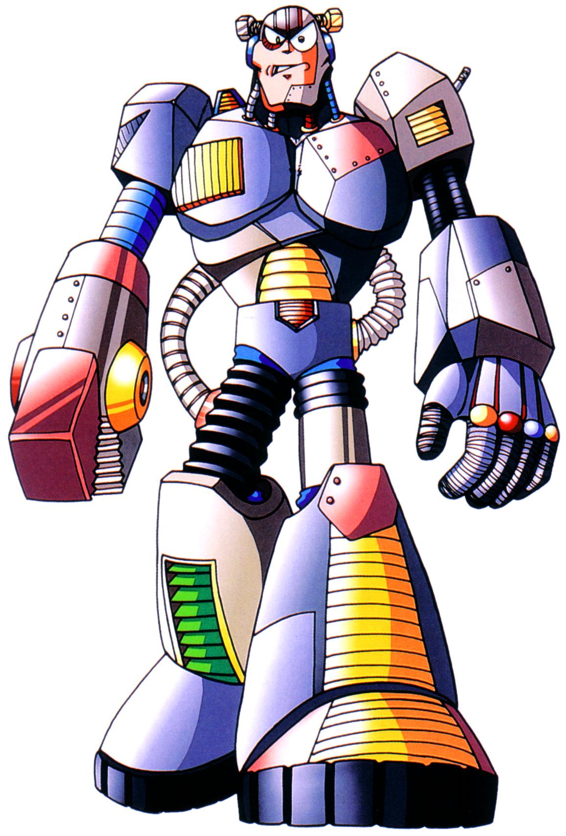 Junk man mmkb fandom powered by wikia - Megaman wikia ...