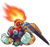 Burn Rooster