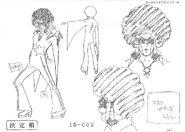 Raoul - Sketch 2