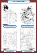 MegaMan9CoverConcepts&Sketches