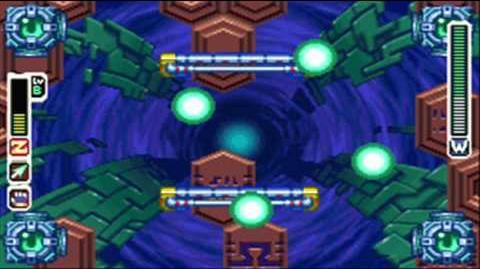 Megaman Zero 4 Boss - Cyball