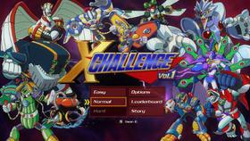X Challenge Vol 1