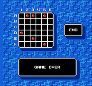 MM4 Game Over