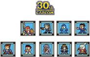 Capcom30thPinsHeroes