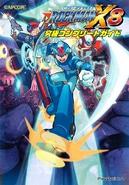 Capcom Official Books - Rockman X8 guidebook
