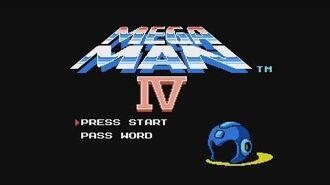 Mega Man 4 Longplay