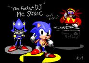 Mc Sonic.