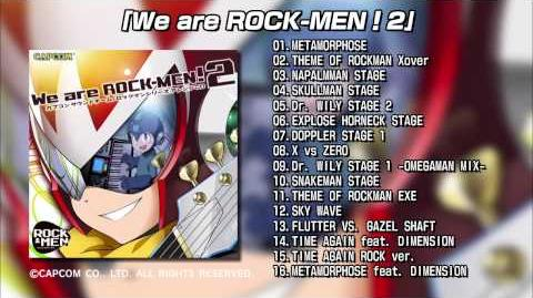 CD「We are ROCK-MEN! 2」