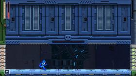 Mega Man 11 Checkpoint Flag