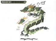 Concept art of Dragon Sky