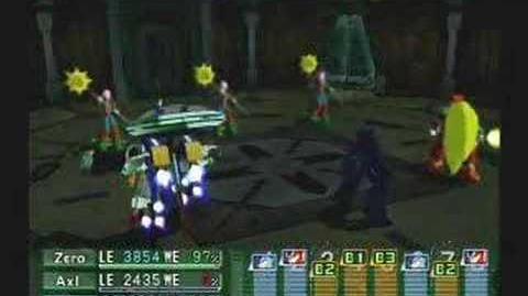 Megaman X Command Mission 3x Belladonna's