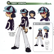 Terry Jomon concept art