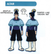 Concept art of Altair
