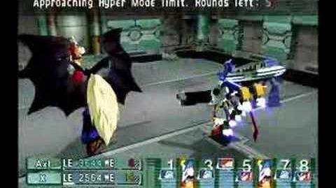 Megaman X Command Mission TwoTails