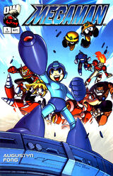 Mega Man (Dreamwave Productions)
