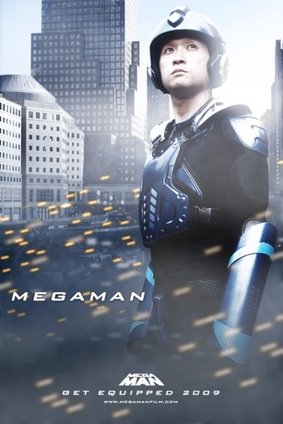 Image result for Mega Man fanfilm