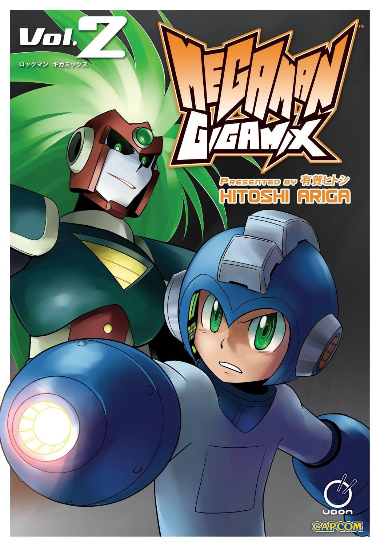 Mega man gigamix mmkb fandom powered by wikia - Megaman wikia ...