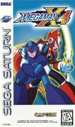 Mega Man X4 (Sega Saturn)