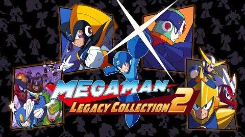 Mega Man Legacy Collection 2 Announce Trailer