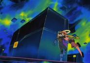 Roll hugs Mega Man