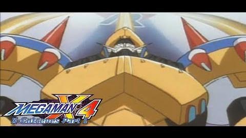 Mega Man X4 (X-Cutscenes) (01)