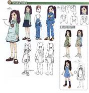 Shuko Kido concept art