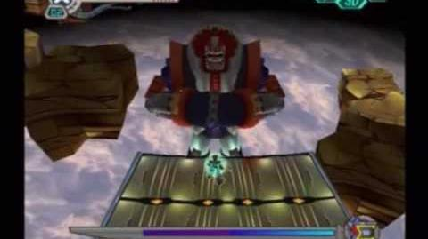 ロックマンX7 クリムゾンパレス シグマ戦