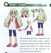 Mary Towa concept art
