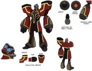 MMSF3 Dread Joker concept