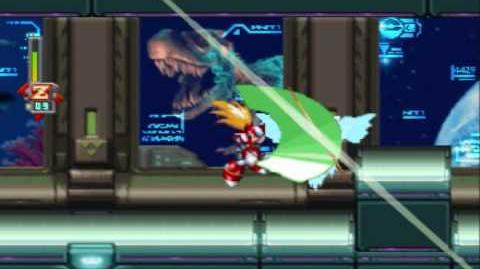 MegaMan X6 Ground Scaravich Xtreme Mode (Part 9)
