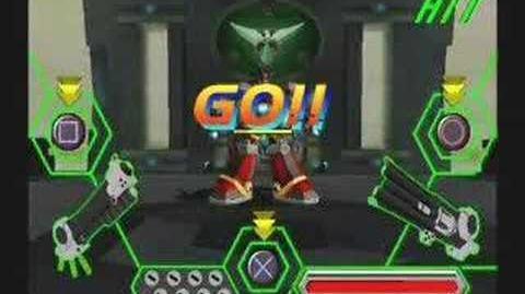 Megaman X Command Mission Epsilon