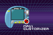 MMBN3 Navi Customizer