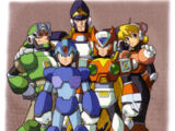 List of X Series Characters