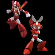 Sen-Ti-Nel Super Mega Man and Cut Man