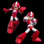 Sen-Ti-Nel Jet Mega Man and Power Mega Man