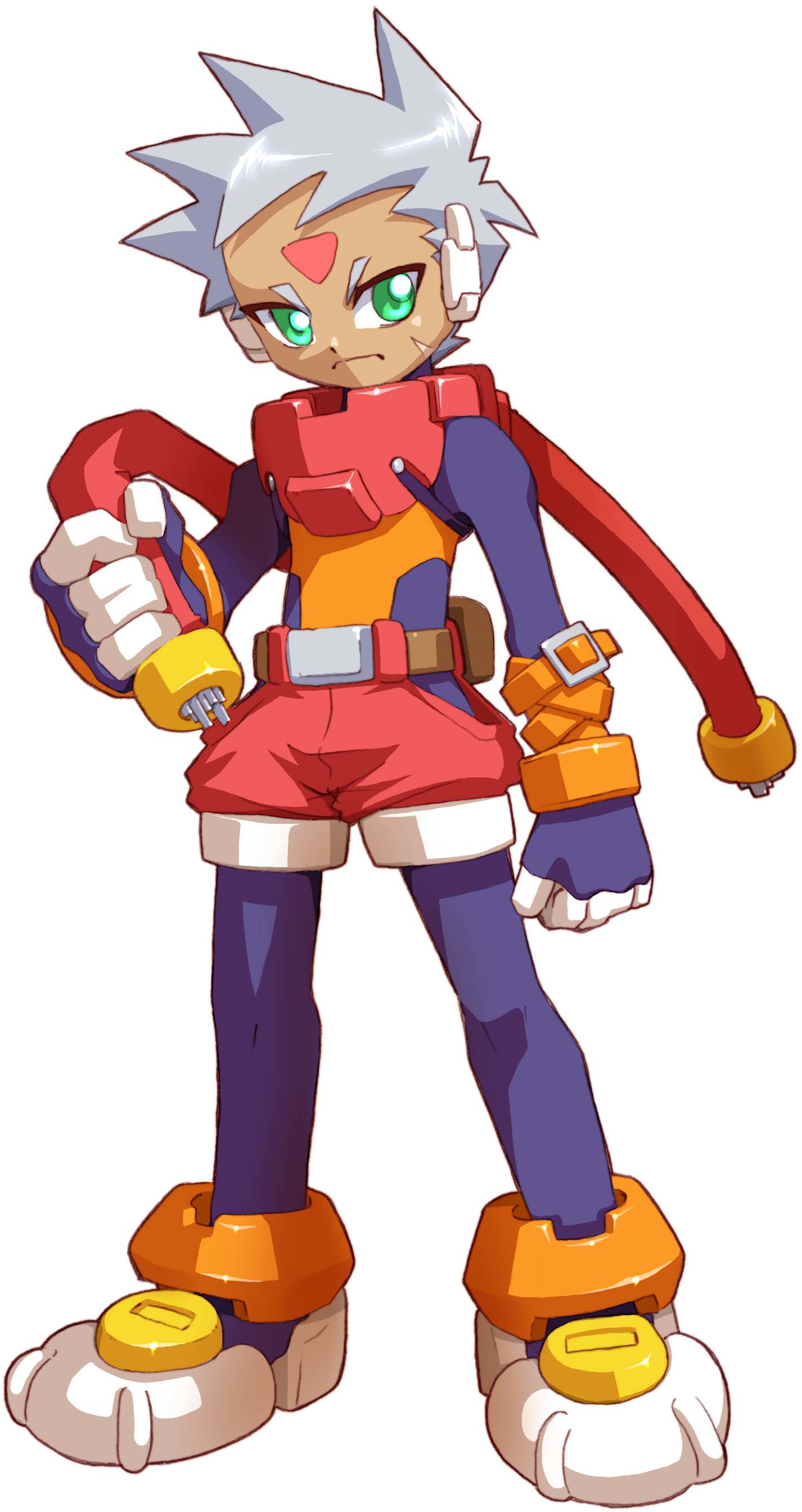 Mega man zx advent mmkb fandom powered by wikia gray voltagebd Images
