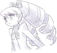Luna Bust