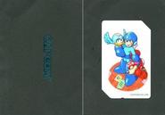 Rockman Phone Card