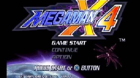 PSX Longplay 030 Mega Man X4