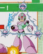 MMX3 Triad Thunder