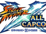 Street Fighter × All Capcom