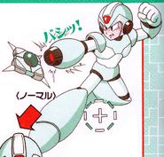 MMX3 Parasitic Bomb