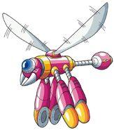 Megamanx2 pararoids38